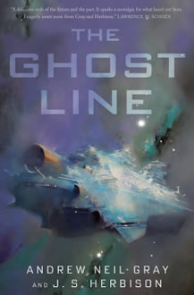 The Ghost Line by Andrew Neil Gray, J.S. Herbison